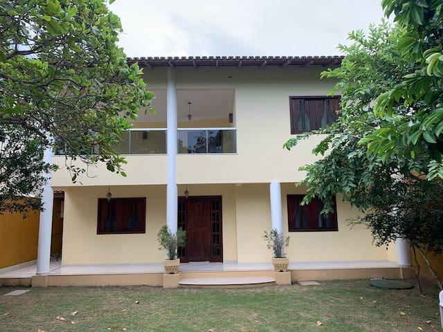 Casa em Enseada das Garças - Praia Grande - ES