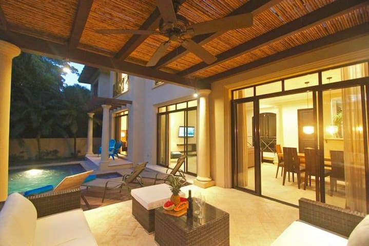 STUNNING VILLA WITHIN 400 METERS FROM BEACH