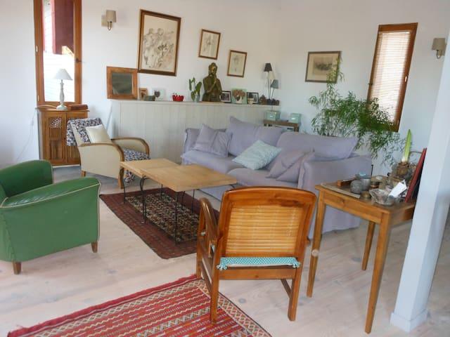 maison en bois de caractère - Blauzac - Haus