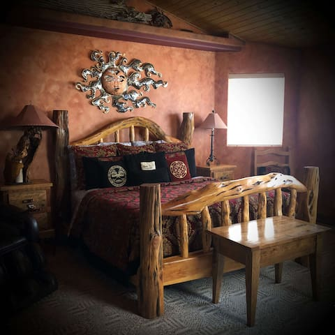 Zion Canyon Bed & Breakfast Master Suite