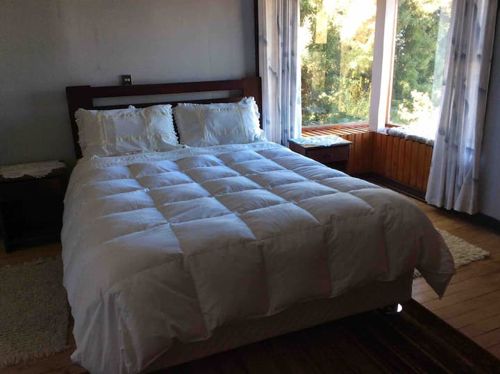 Confortable Habitación en casa de campo