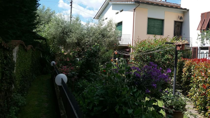 Lucca appartamento vicino alle ville lucchesi