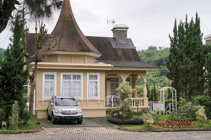 Villa Kota Bunga - Kota Air - Cianjur - Villa