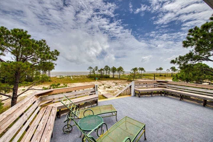 New listing! Dog-friendly waterfront home w/ shared pool, tennis, & beach access
