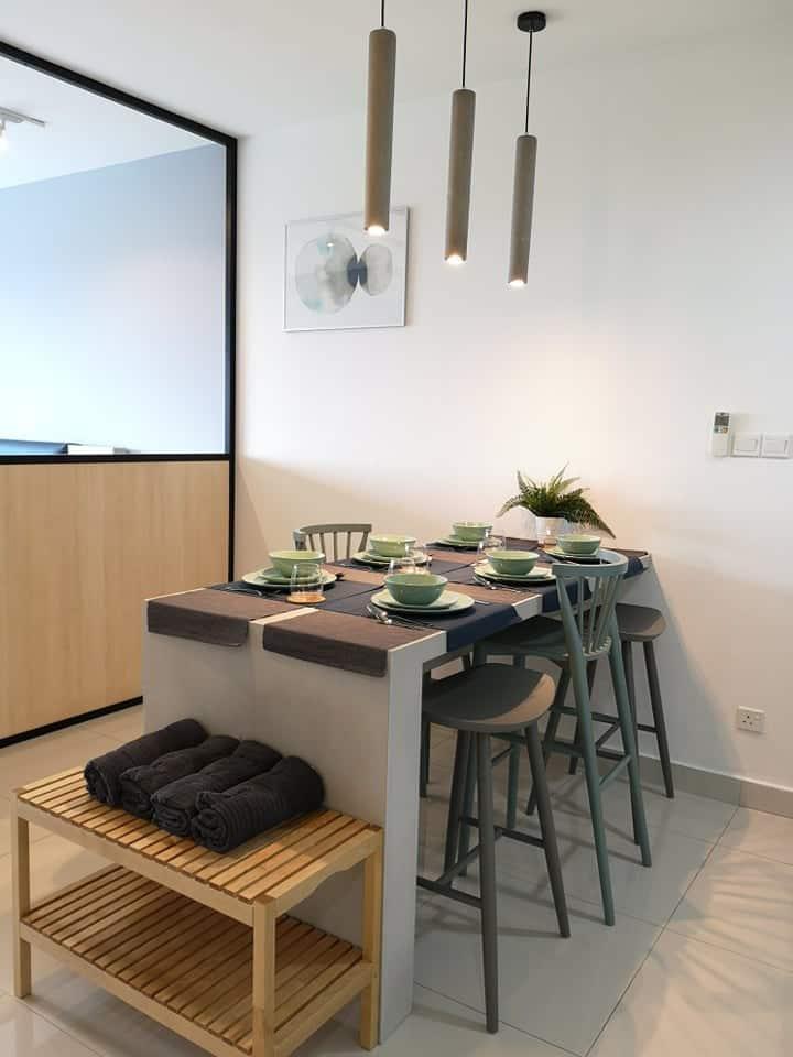 HexaHome_Zen Suites@Puteri Harbour/Legoland
