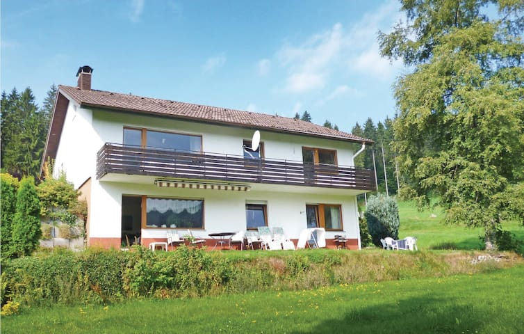 Holiday apartment with 2 bedrooms on 84m² in Lenzkirch-Saig