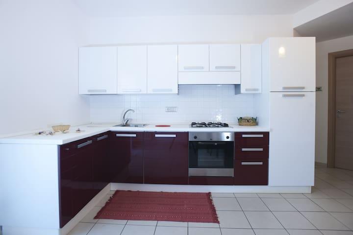 Appartamento Rosso di sera - Porto Sant´Elpidio - Apartment