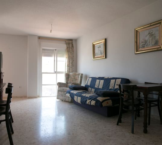 Apartamento acogedor en Roquetas de Mar