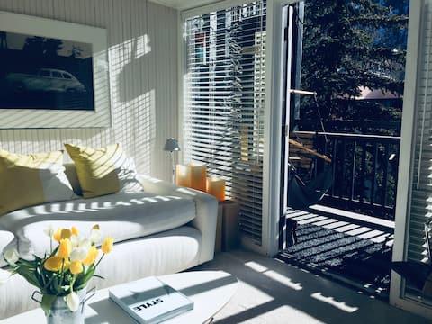SkiLoft - Sensational/unique Aspen loft apartment