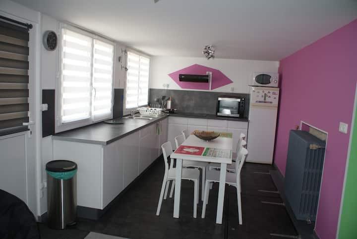 Aux Fagniérotes :  Logement entier, 2 chambres