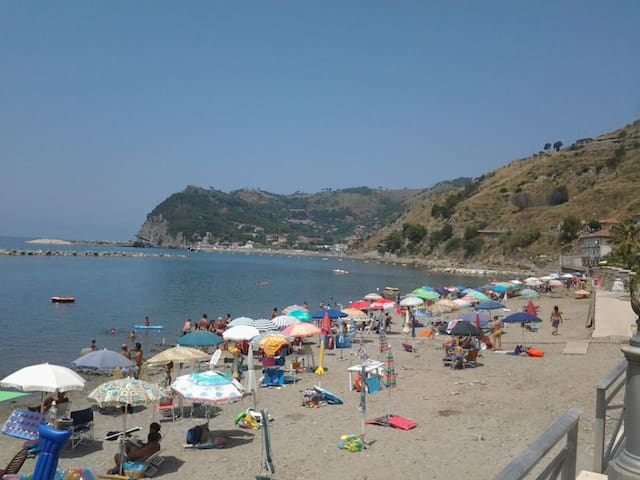 In riva al Mare - Agnone Cilento - Huis