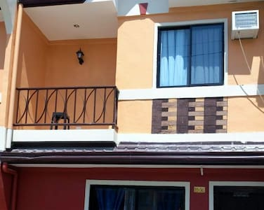 Unfurnished Two storey Town House for Rent - Butuan City