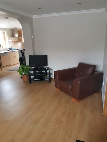 Beautiful Brand New 1bed apartment - Sindlesham - Apartment