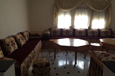 Friendly apartment near the beach. - Fnideq