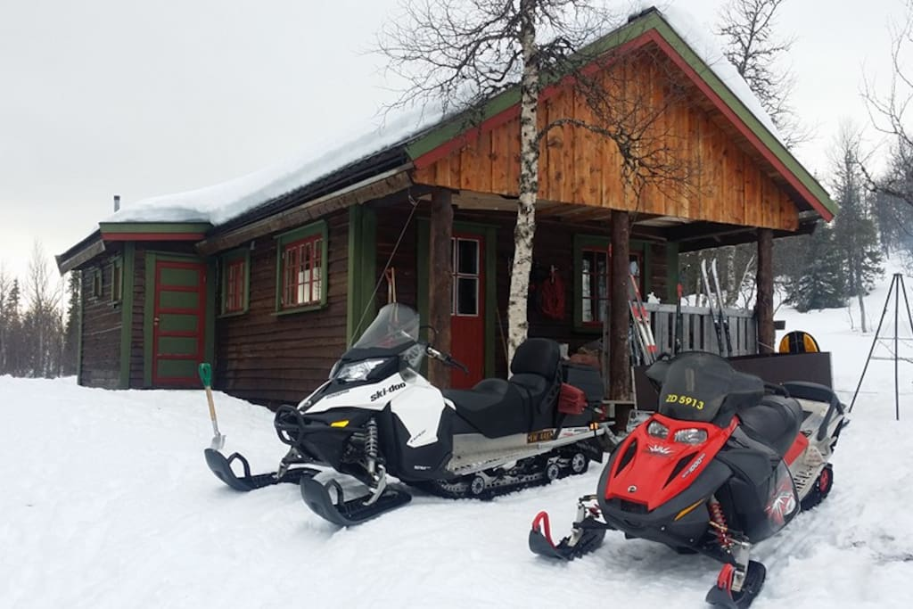 Brennseteren mountain cabin chalet in affitto a nordli for Cabine in affitto in montagna ga