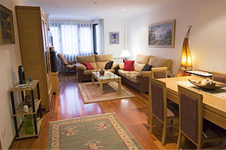 Amplio y acogedor piso en el corazón de Vegadeo - Vegadeo - Apartment