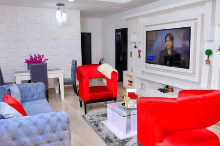 Lekki Grand Apartment- Luxury 2 bed @Lekki Phase 1