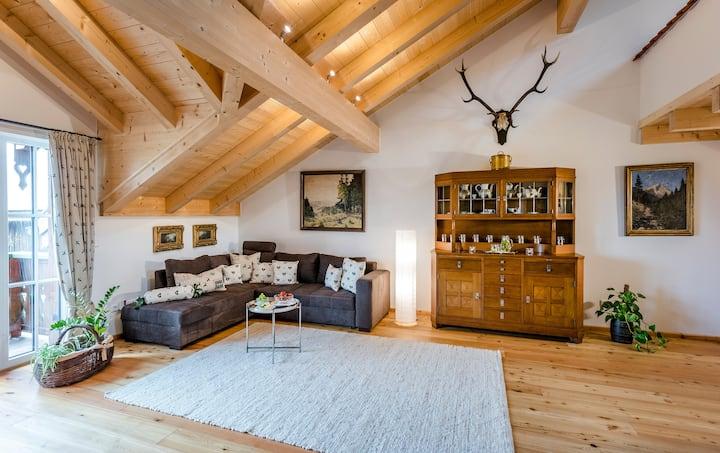 ***** Luxus Ferienwohnung Bergparadies