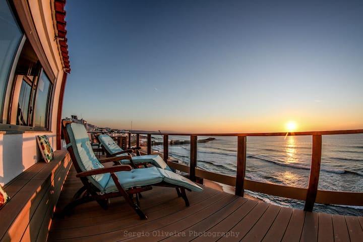 BALCONY PANORAMIC SUNSET VIEW
