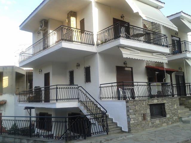 AnnA's comfortable Place - Neos Marmaras - Departamento