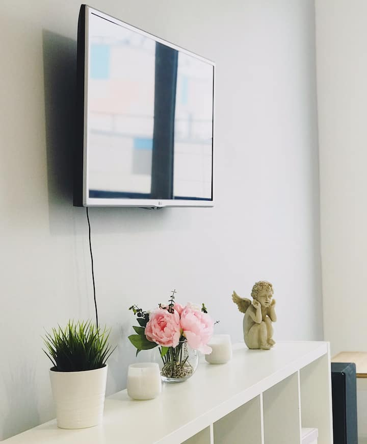 Миленькая квартирка
