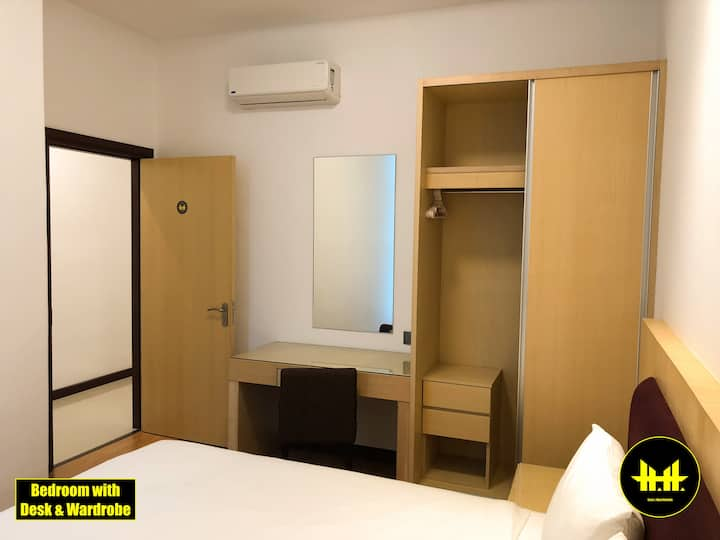 5BR Apartments @ Imperial Suites Kuching (Luco)