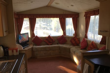Caravan holiday home avail for rent - Altro
