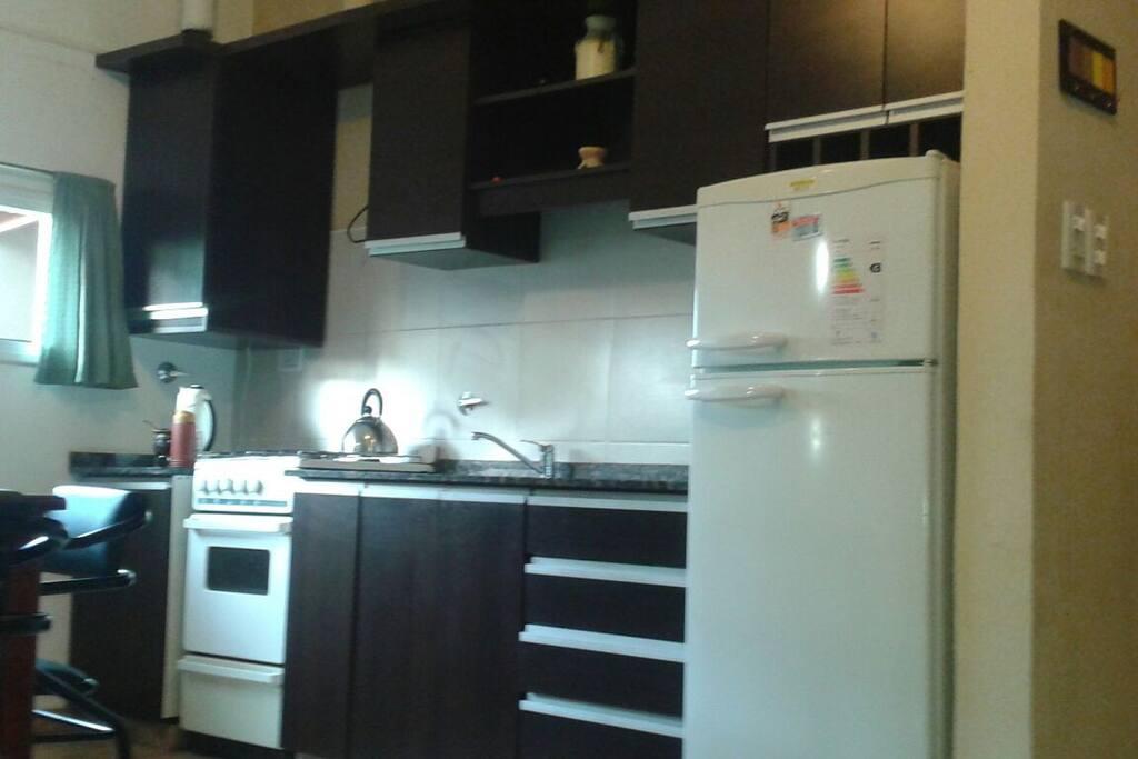 cocina casa 1 p/6personas