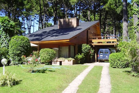 zona del golf a cinco cuadras del mar - Pinamar - House