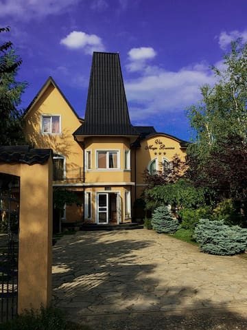 Vila Magic Bucovina
