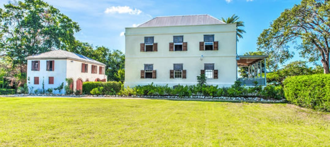 Historic villa in Speightstown Barbados