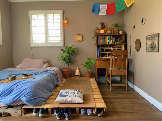 L' Nest - Tiny Home Near Disney & Old town Orange