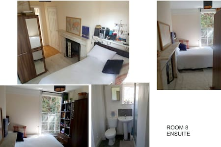 Ensuite Room in Townhouse