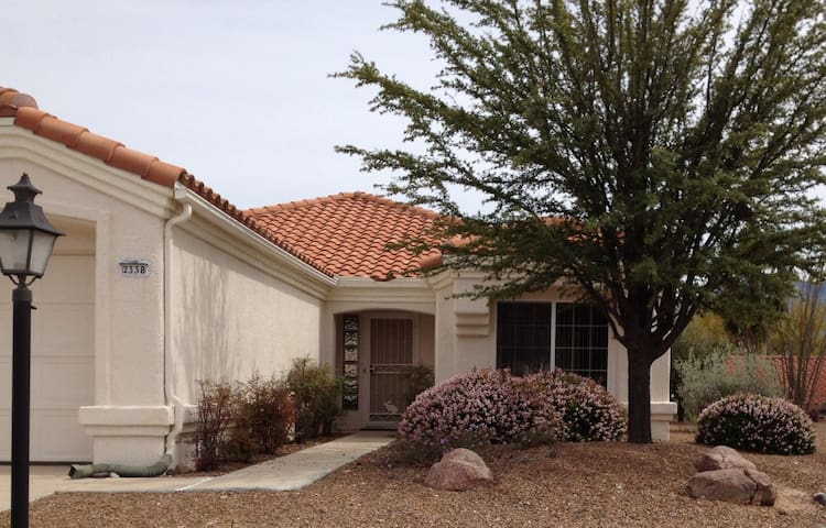 Sunny, compact home in Oro Valley - Oro Valley - Casa