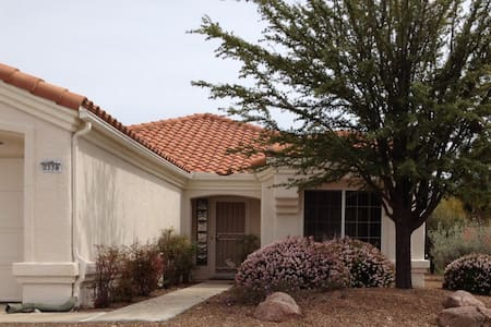 Sunny, compact home in Oro Valley - Oro Valley - Rumah