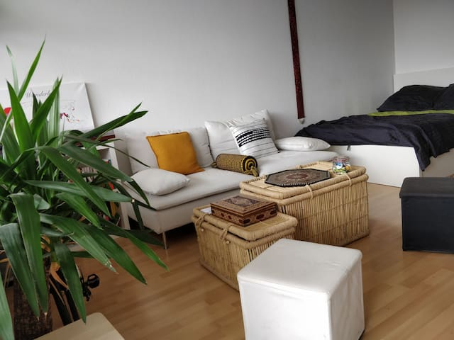 Cosy appt close to City center & Oktoberfest area