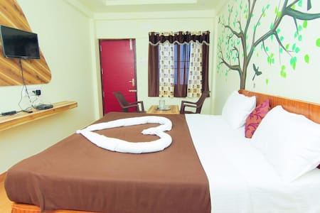 Deluxe Room with Mountain View at Kolli Hills Tamilnadu