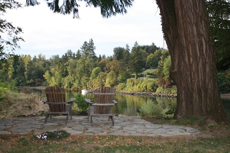 River Retreat - Milwaukie