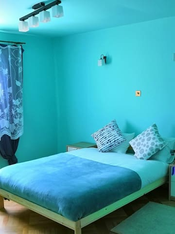 double bed 2 people Room 103, 105, 106, 107