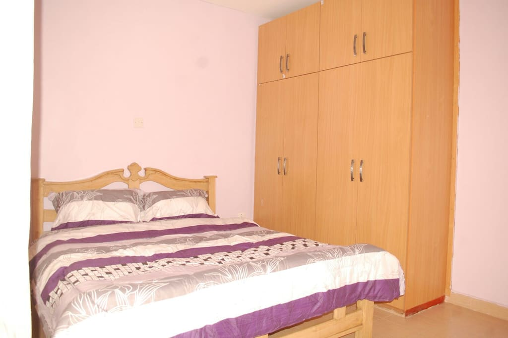 Master bedroom which is ensuite