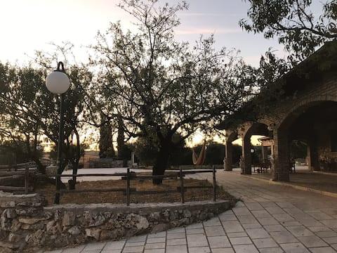 Villa sul Gargano with swimming pool