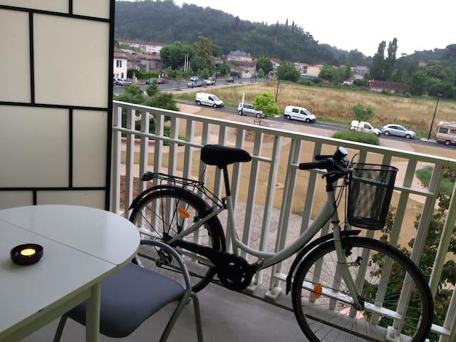 Suite parentale  balcon calme - Floirac
