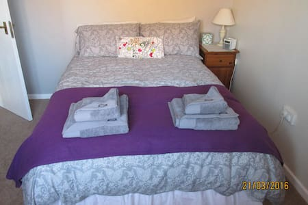 Double room in Seaside town - Burnham-on-Sea - Huis