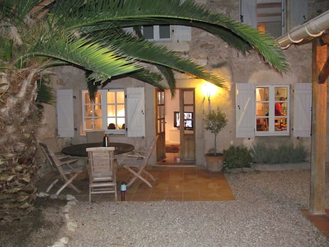 Stunning characterful house near Carcassonne