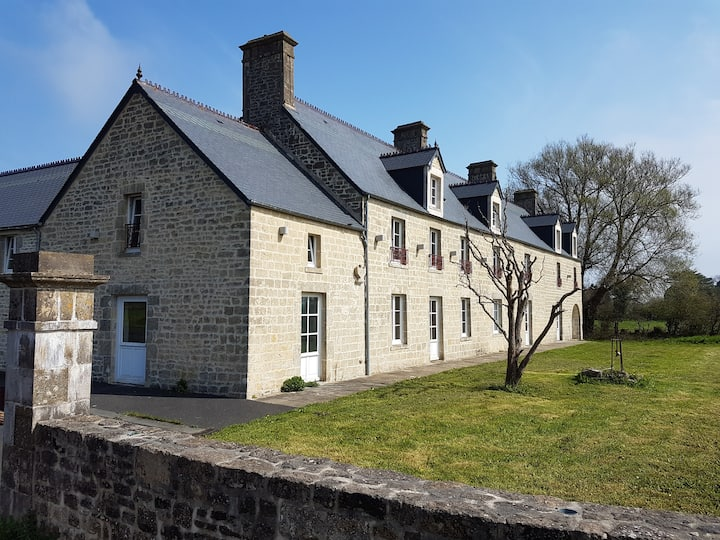 Beautiful Estate in the Cotentin (Normandy)