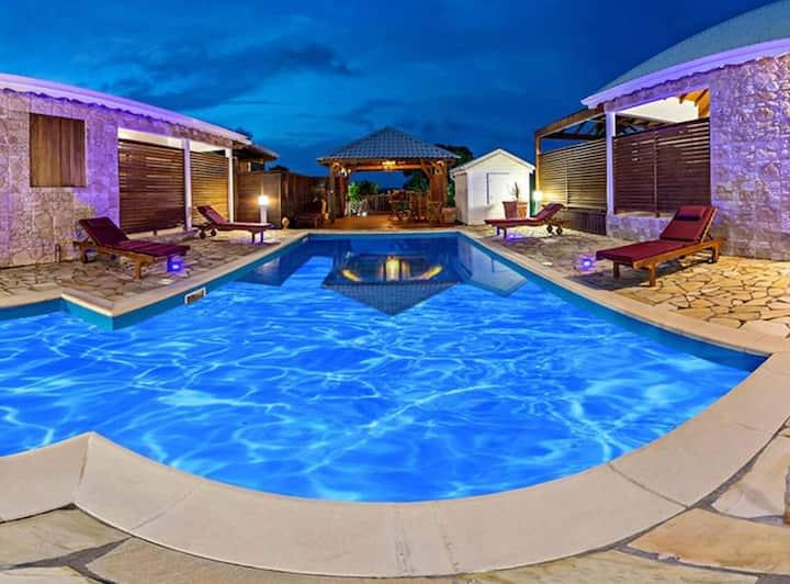 Bellissima casa con accesso piscina
