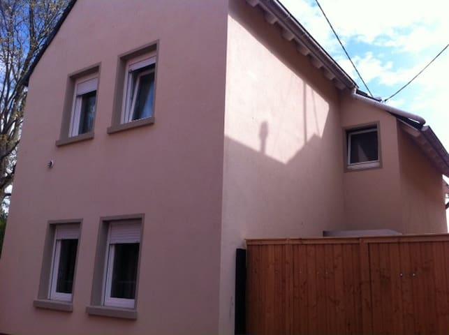 Wohnung für Selbstversorger - Ludwigshafen am Rhein - House