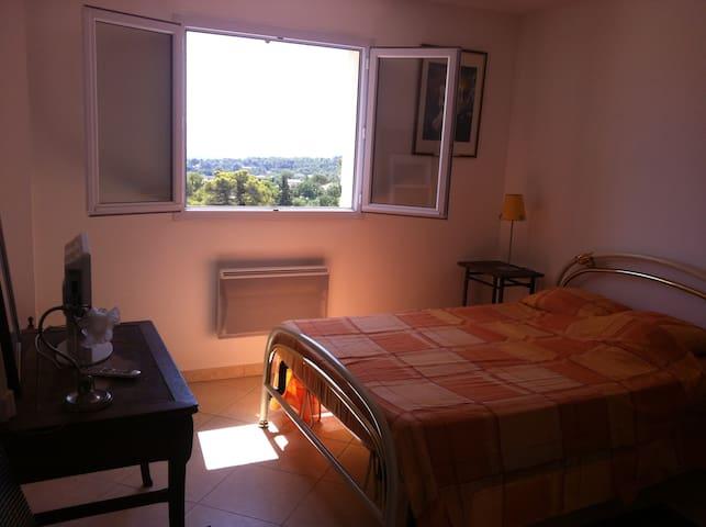 chambre vacances - La Farlède - Apartamento