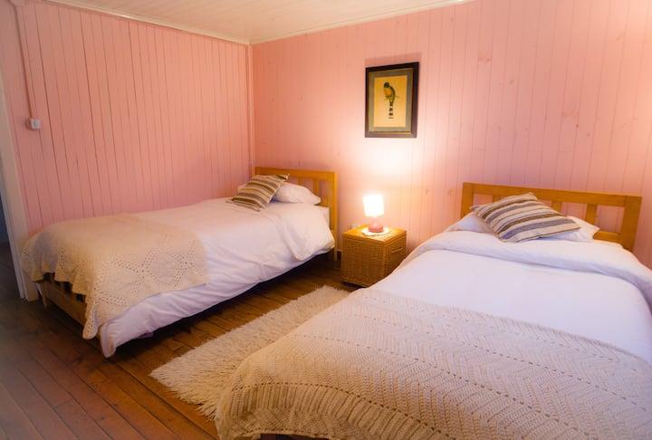 Casa Chilota B&B-Habitación doble/baño compartido