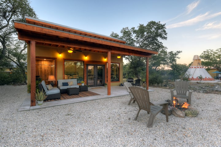 "The Texas Hill Country ""Tiny Home"""